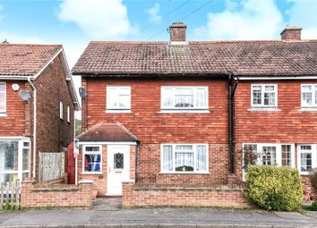 Thumbnail 3 bedroom end terrace house for sale in Baldwins Lane, Croxley Green, Hertfordshire