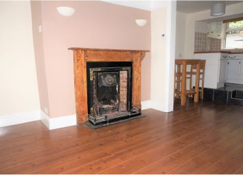 Thumbnail 2 bed terraced house to rent in Underwood Road, Plymouth