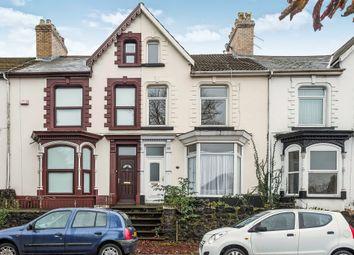 Thumbnail 3 bed terraced house for sale in Hillside, Cimla, Neath