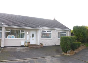 Thumbnail 3 bed semi-detached bungalow for sale in Knox Close, Bedlington