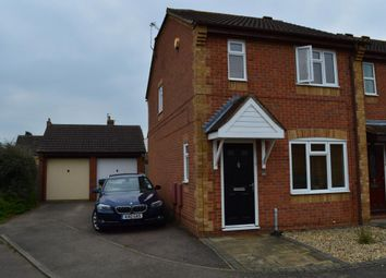 Thumbnail 3 bed semi-detached house to rent in Compton Way, Earls Barton