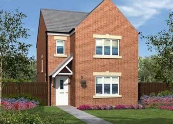 "Thumbnail 3 bed detached house for sale in ""The Hatfield"" at Rothbury Drive, Ashington"