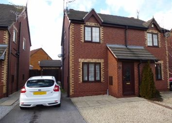 Thumbnail 2 bed semi-detached house to rent in Sabina Court, Howdale Road, Hull