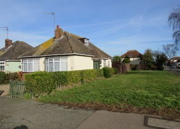 Thumbnail 3 bed detached bungalow for sale in Ipswich Road, Holland-On-Sea, Clacton-On-Sea
