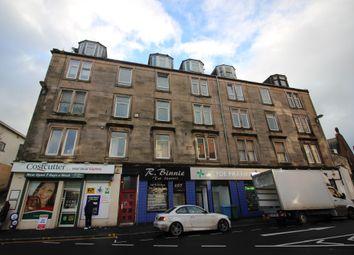 Thumbnail 1 bed flat for sale in Roxburgh Street, Greenock, Renfrewshire