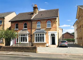 Thumbnail 4 bed semi-detached house for sale in Gresham Road, Staines