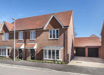 Thumbnail 4 bed semi-detached house for sale in Copsewood, Wokingham, Berkshire