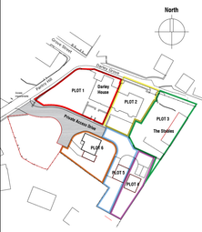 Thumbnail Land for sale in Land, Land, Plot 6 Darley Grove, Worsbrough Dale, Barnsley, South Yorkshire