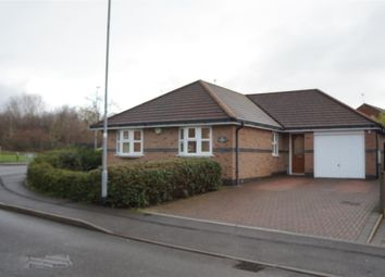 Thumbnail 3 bed detached bungalow for sale in Fielding Lane, Ratby, Leicester