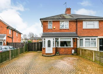 3 bed semi-detached house for sale in Warner Road, Wednesbury WS10