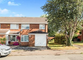 Thumbnail 3 bed end terrace house for sale in Linwood Drive, Walsgrave, Coventry