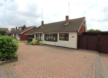 Thumbnail 1 bed semi-detached bungalow for sale in Parkville Highway, Holbrooks, Coventry