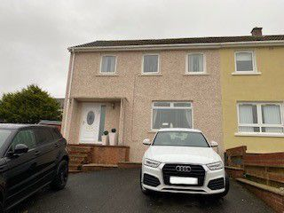 3 bed terraced house for sale in Merrick Drive, Bellsbank, East Ayrshire KA6