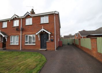 Thumbnail 3 bed semi-detached house for sale in Arindale, Maghaberry, Craigavon