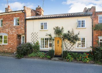 Thumbnail 2 bed terraced house for sale in Low Street, Hoxne, Eye