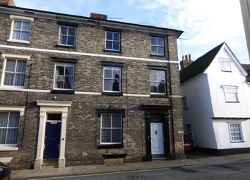 Thumbnail 2 bed flat to rent in College Street, Bury St. Edmunds
