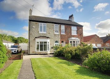 Thumbnail 3 bed semi-detached house for sale in New Road, Hedon, Hull