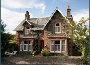 Thumbnail 5 bed detached house for sale in Alderwood, Dalginross, Comrie