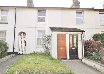 Thumbnail 2 bed terraced house for sale in Beaver Road, Ashford