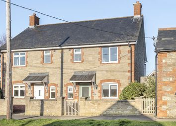 Thumbnail 2 bed semi-detached house for sale in High Street, Wanborough