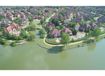 Thumbnail 5 bed detached house for sale in Luxborough Grove, Milton Keynes