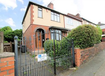 Thumbnail 3 bedroom semi-detached house for sale in Ruxley Road, Bucknall, Stoke On Trent