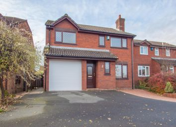 Thumbnail 4 bed detached house for sale in Bowers Park Drive, Woolwell, Plymouth