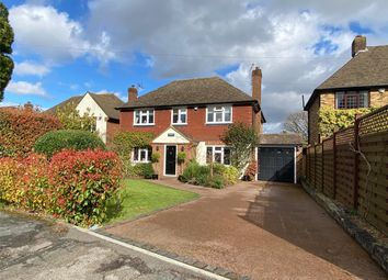4 bed detached house for sale in Beech Close, Effingham, Leatherhead, Surrey KT24