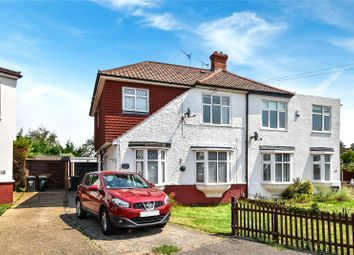 Thumbnail 4 bed semi-detached house for sale in Devonshire Avenue, West Dartford, Kent