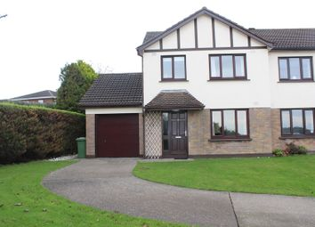 Thumbnail 3 bed semi-detached house to rent in Harbour Road, Onchan, Onchan IM3 1Bj, Isle Of Man,