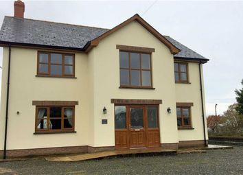 Thumbnail 5 bed detached house for sale in Pentre'r Bryn, Llandysul