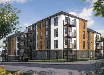 "Thumbnail 2 bed flat for sale in ""The Avon"" at Oak Leaze, Patchway, Bristol"