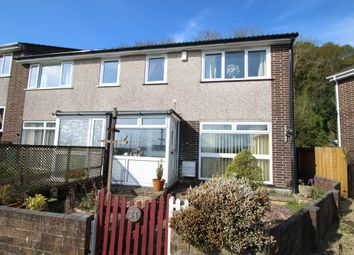 Thumbnail 3 bed end terrace house for sale in Bircham View, Eggbuckland, Plymouth