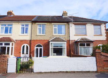 Thumbnail 3 bed terraced house for sale in King John Avenue, Fareham