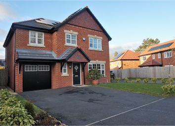 Thumbnail 4 bed detached house for sale in Forest Grove, Preston