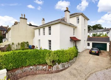 Thumbnail 5 bed detached house for sale in Lower Polsham Road, Paignton, Devon