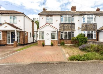 Thumbnail 3 bed semi-detached house for sale in Carter Close, Windsor, Berkshire