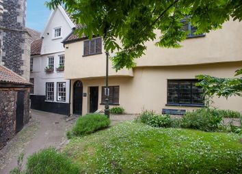 Thumbnail 3 bed town house for sale in Tombland Alley, Norwich, Norfolk