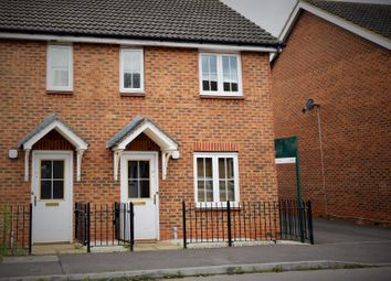 Thumbnail 2 bedroom semi-detached house for sale in Richards Street, Hatfield