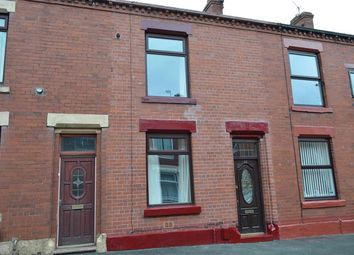 Thumbnail 2 bed terraced house for sale in County Street, Hollinwood, Oldham