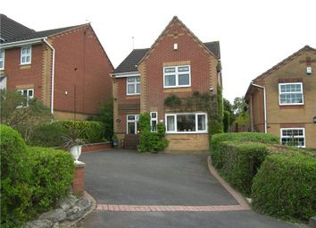 Thumbnail 3 bedroom detached house for sale in Brafield Close, Belper