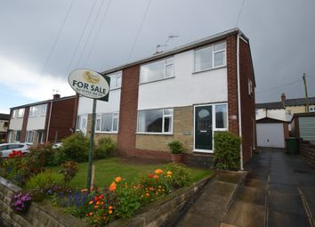 Thumbnail 3 bed semi-detached house for sale in Thornhill Close, Middlestown, Wakefield