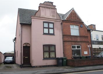 Thumbnail 2 bed semi-detached house for sale in Leicester Road, Anstey, Leicester