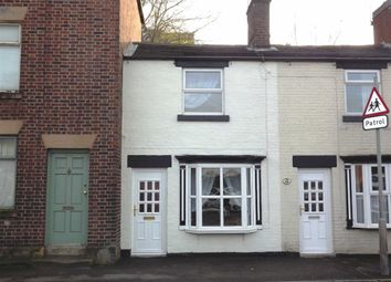 Thumbnail 2 bed terraced house to rent in Broad Street, Leek
