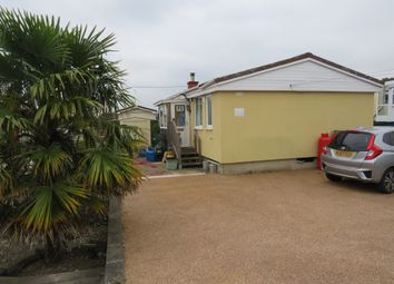 Thumbnail Mobile/park home for sale in Buckingham Orchard, Chudleigh Knighton, Newton Abbot