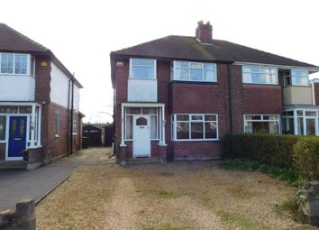 Thumbnail 3 bed semi-detached house for sale in Kingsley Road, Stafford