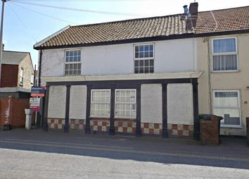 Thumbnail 4 bed end terrace house for sale in Gorleston, Norfolk