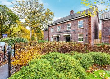 Thumbnail 2 bed semi-detached house for sale in Somerley Drive, Forge Wood, Crawley, West Sussex