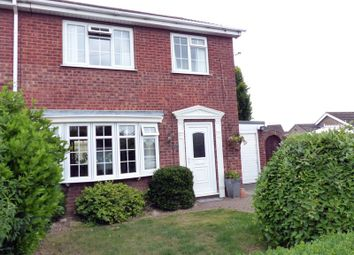 Thumbnail 3 bed semi-detached house for sale in Millbrook Close, North Hykeham, Lincoln
