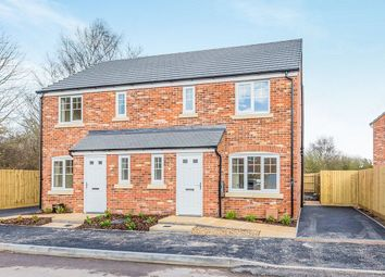 Thumbnail 3 bed semi-detached house for sale in Middlewich Road, Holmes Chapel, Crewe